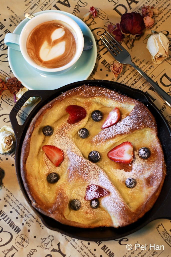 Pancake German Style
