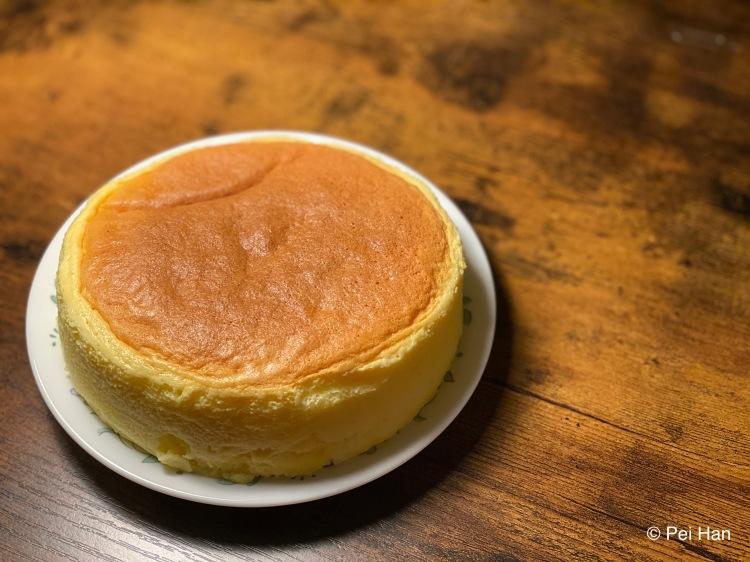 日本輕乳酪蛋糕